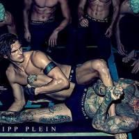 Ad Campaign - Philipp Plein SS14 Underwear Campaign