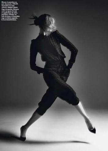 Vogue Paris - 'Affranchie' (March 2014)